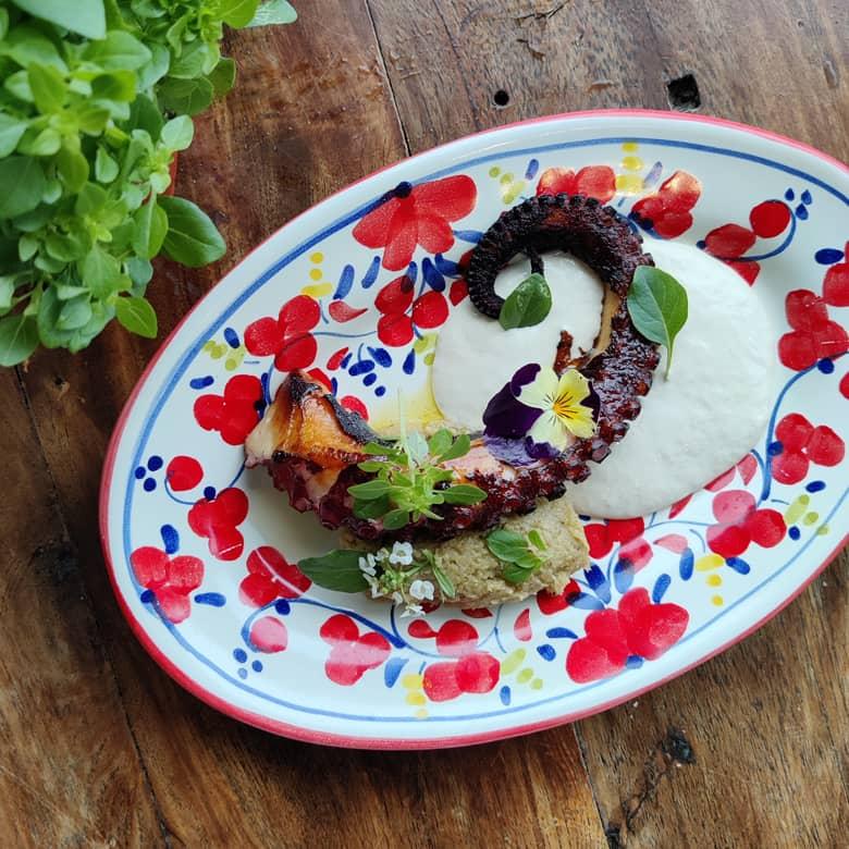 Italian restaurant in Paris