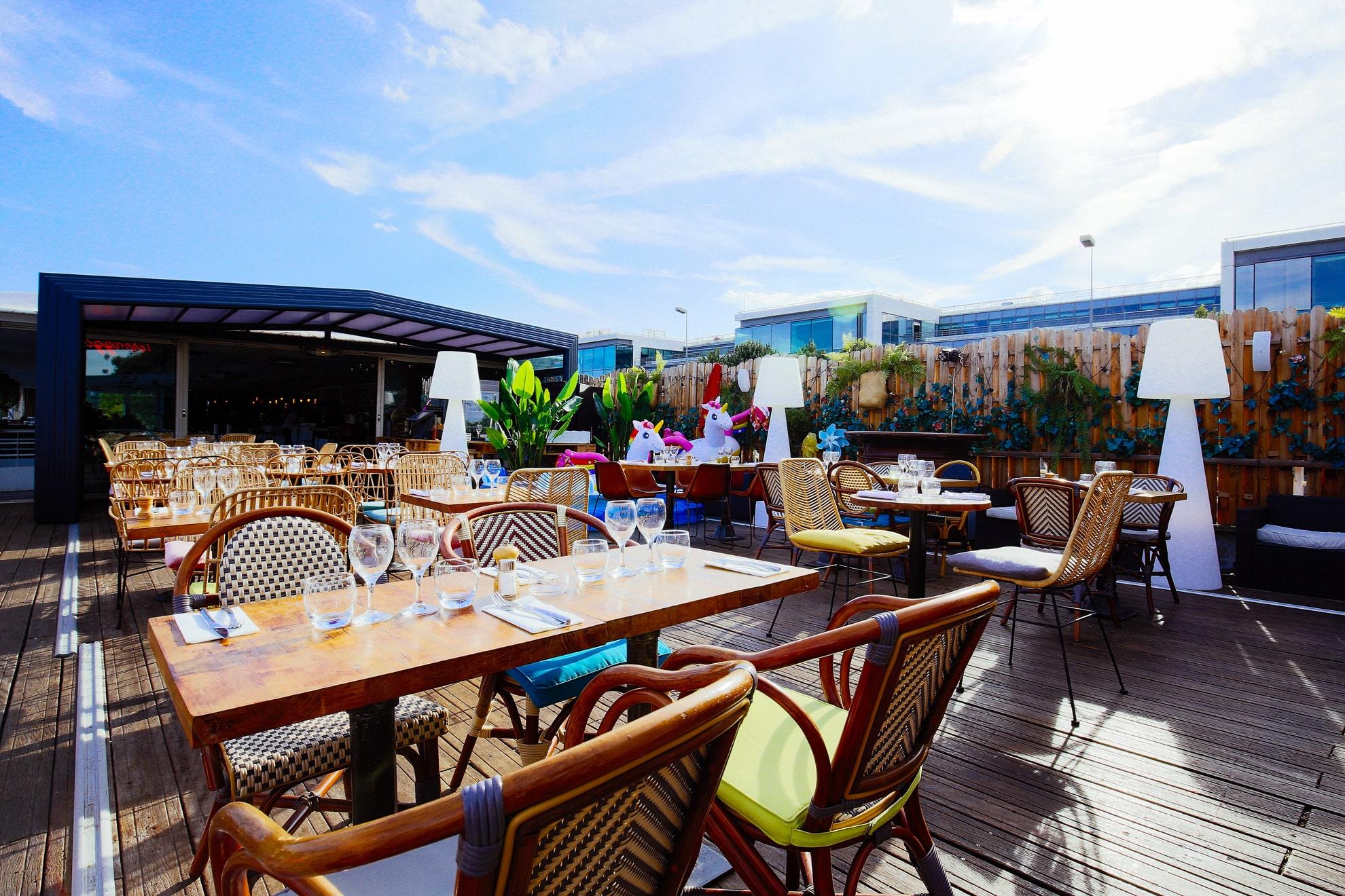 Italian restaurant Paris